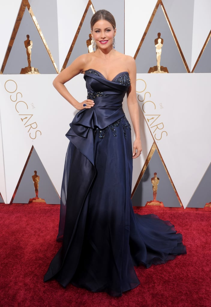 February at the Oscars in Los Angeles