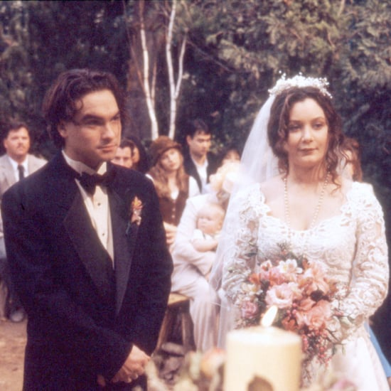 Johnny Galecki on Roseanne Pictures