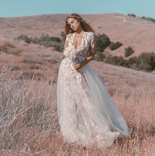 The Best Wedding Dresses Of 2020 Popsugar Fashion