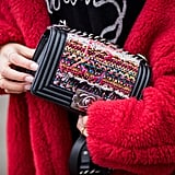 Chanel Tweed Style Bags