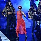 "Rihanna, ""Cockiness,"" ""We Found Love"""