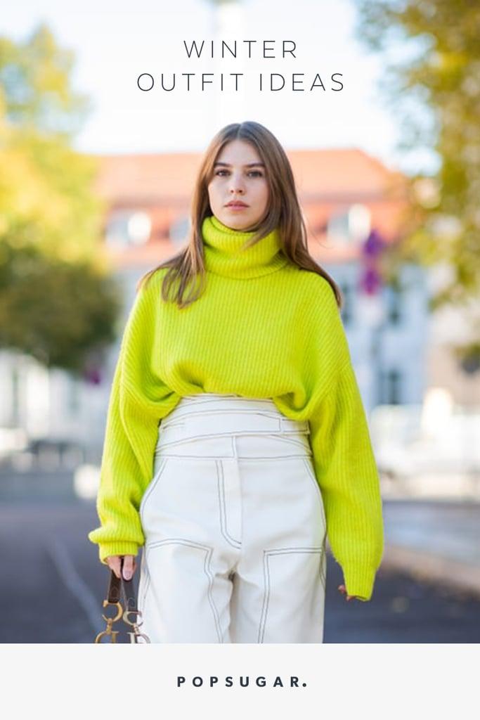 Winter Outfit Ideas 2019 | POPSUGAR Fashion Australia Photo 21