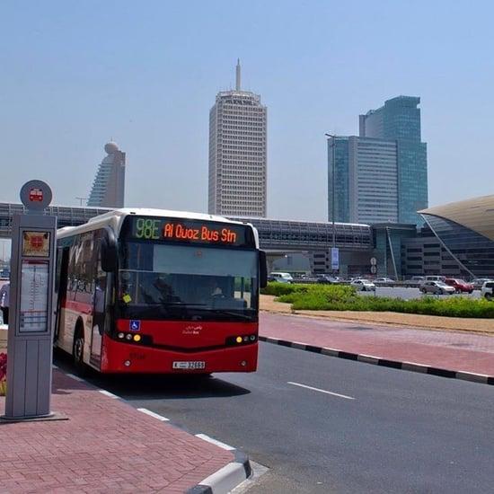 إنترنت مجاني بحافلات ومحطات النقل العام في أبوظبي 2019