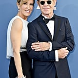 Felicity Huffman and William H. Macy Had Way Too Much Fun at the Critics' Choice Awards