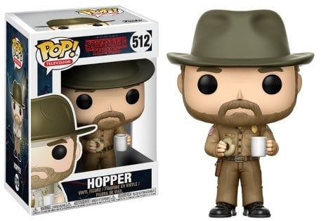 Funko Pop Stranger Things Hopper Gifts For People Who