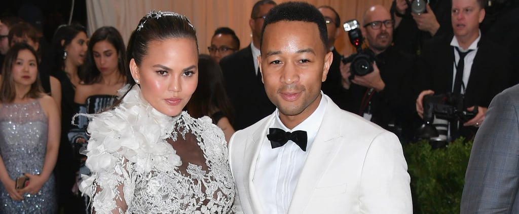 John Legend and Chrissy Teigen Stepped Out of a James Bond Movie and Into the Met Gala