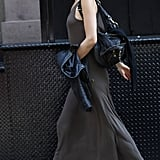 The never-fail maxi looks as perfect with ballet flats on the sidewalk as it does with sandals on the beach.