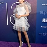 Zendaya at Euphoria Premiere in LA Pictures June 2019