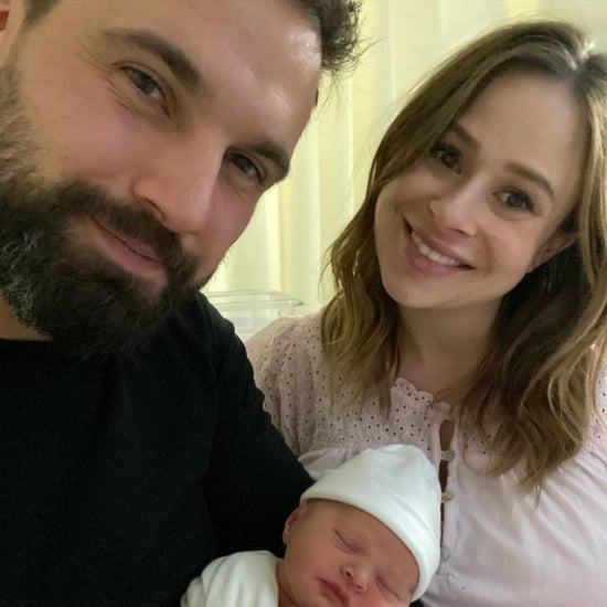 Camilla Thurlow and Jamie Jewitt Welcome Their First Child