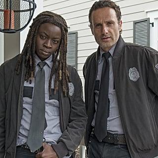 Rick & Michonne, The Walking Dead