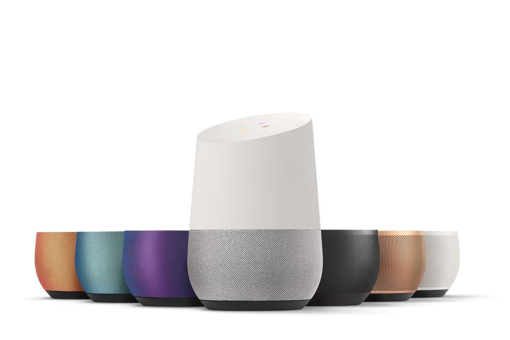 what is google home popsugar tech. Black Bedroom Furniture Sets. Home Design Ideas