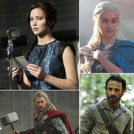 Guide to 2013 Comic-Con Movie and TV Panels