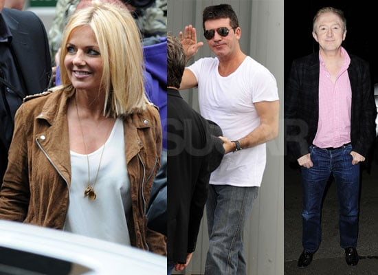 Pictures of X Factor Auditions Glasgow