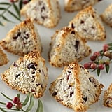 Coconut-Cranberry Macaroon