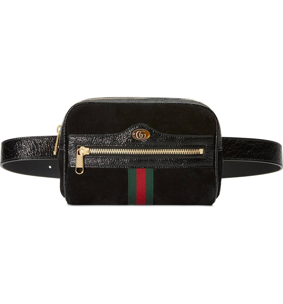 2ea1f475b506 Gucci Ophidia Small Suede Belt Bag | Best Designer Bags From ...