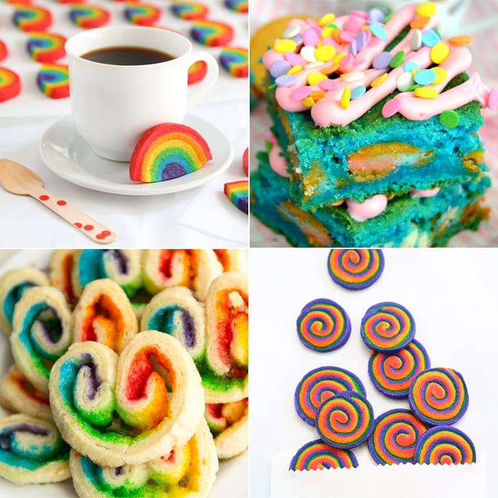 Rainbow Dessert Recipes