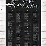 Spring Tree Reception Poster