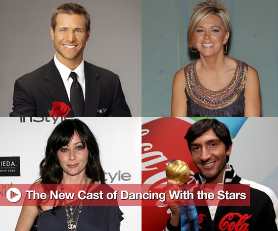 The New Cast of Dancing With the Stars Includes Jake Pavelka, Kate Gosselin, and Evan Lysacek