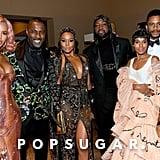 Sabrina Dhowre, Idris Elba, Gabrielle Union, Dwayne Wade, Kerry Washington, and Nnamdi Asomugha