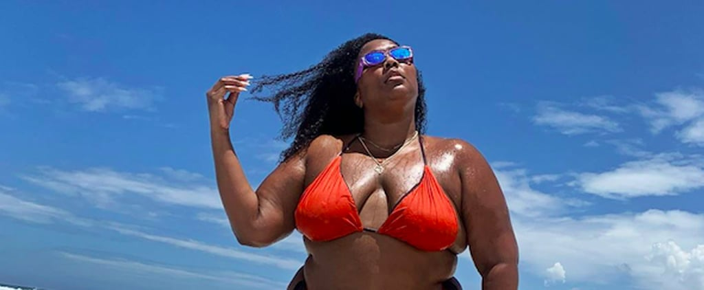 See Lizzo's Bikini Photos From Her Brazil Vacation