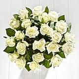 Marks & Spencer Fairtrade White Roses (£25)