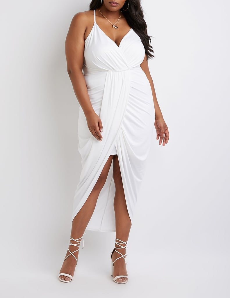 Charlotte Russe Plus Size Party Dress