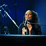 Alicia Keys, 2001