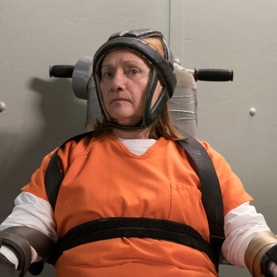 What Did Frieda Do to Red on Orange Is the New Black?