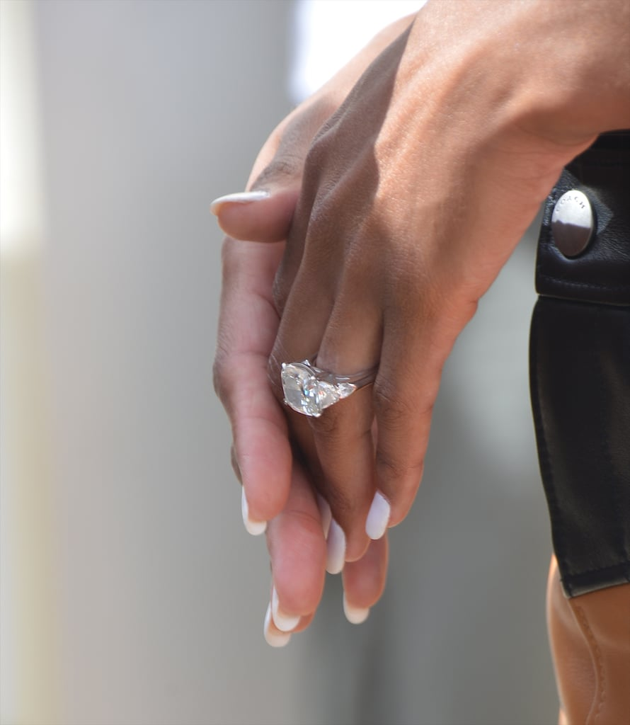 Ciara Engagement Ring Pictures POPSUGAR Celebrity Photo 5