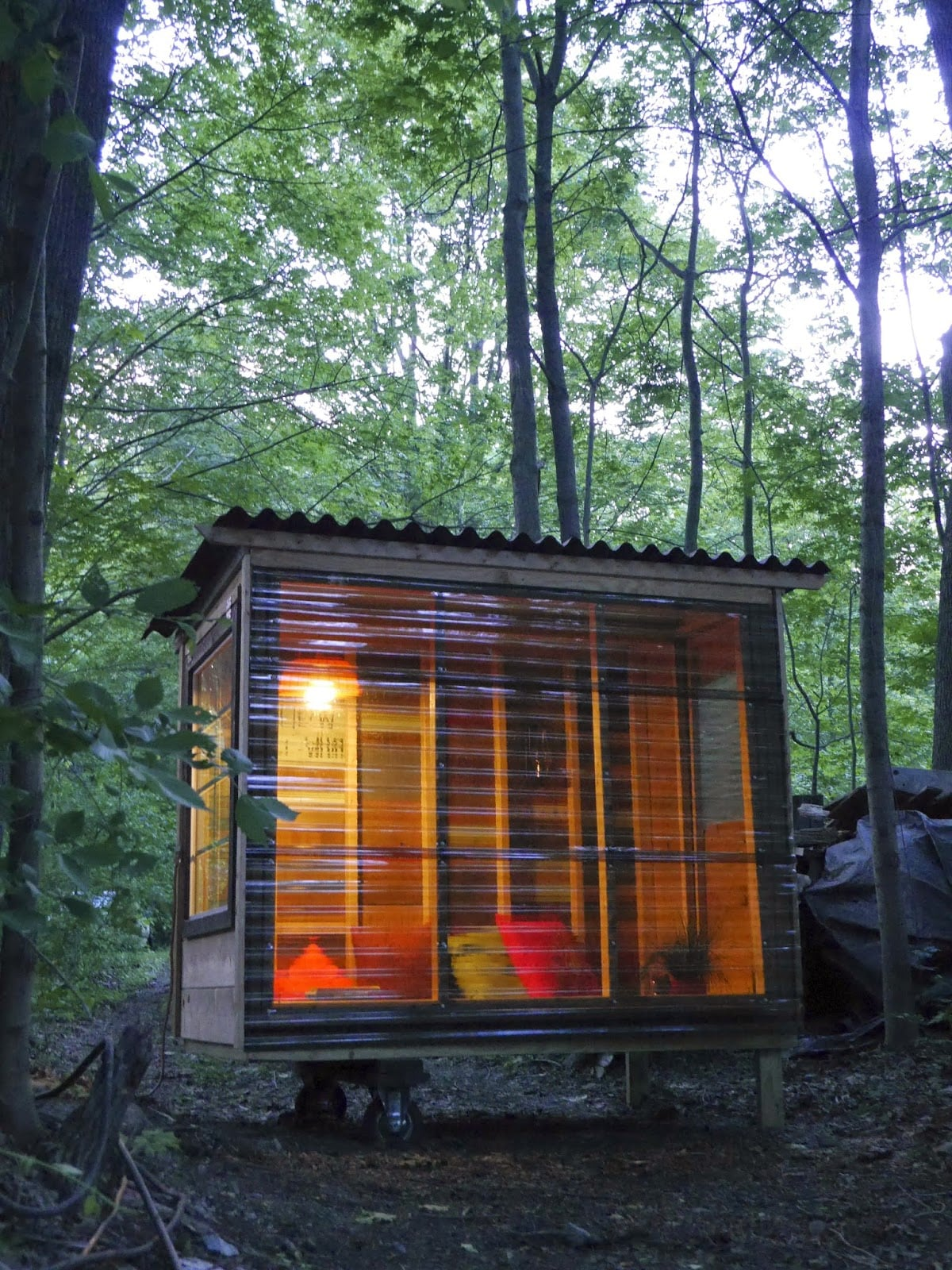 This Tiny Dwelling Built By Relax Shacks Is Perfect For