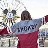 Mickey, Be My Love - Two Tone Fleece {Fashion Apparel} // original design by Brand By You