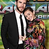 Miley Cyrus and Liam Hemsworth Make First Red Carpet Appearance Since Getting Back Together
