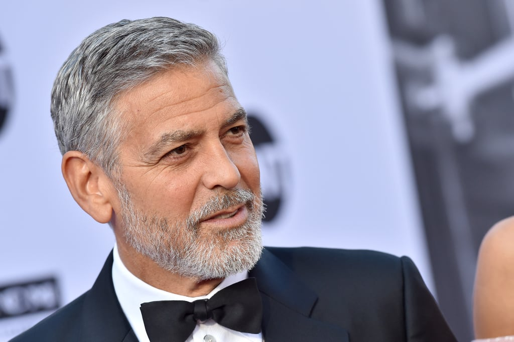 George Clooney is notorious for being one of Hollywood's sexiest stars. His charm, suave style, and handsome smile earned the attention of many leading ladies over the years and also the title of People magazine's sexiest man alive not once, but twice in 1997 and 2006. Amal Clooney is one lucky woman! Today, we're saluting the A-list star with a look back at some of his hottest photos throughout his amazing career.       Related:                                                                                                           37 Times George and Amal Clooney Looked Madly in Love