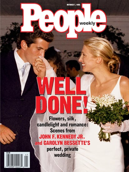 Twenty Years Ago Today: Look Back at PEOPLE's Coverage of John F. Kennedy Jr. and Carolyn Bessette's Surprise Wedding