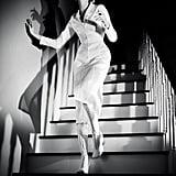 Jil Sander's Spring ads evoke a film noir mood.  Source: Fashion Gone Rogue