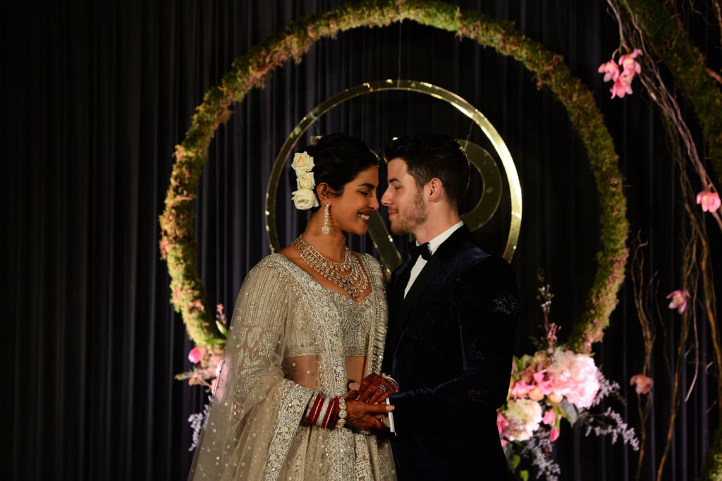 "Nick Jonas is loving married life! The 26-year-old singer could not stop gushing about his 36-year-old wife, Priyanka Chopra, during a recent interview with ET. When discussing their whirlwind romance, Nick revealed that it was ""kind of an instant thing."" ""I knew once we locked in together that I had a partner for life and a teammate,"" he said. ""Someone I could walk through the good times and the bad times with, and that was the key. I'm blushing now!""  After seven months together, Nick and Priyanka tied the knot in a series of lavish ceremonies in India this past December. ""My life is very good right now, very excited, lots of good things coming up,"" Nick added. ""It's been a good year."" Nick and Priyanka are currently enjoying a snowy holiday in Switzerland, and it's clear these two are head over heels for each other.       Related:                                                                                                           Priyanka Chopra May Look Taller Than Nick Jonas, but Turns Out, It's Just an Illusion"