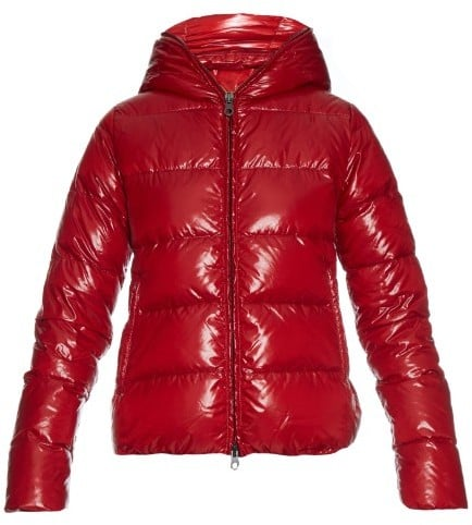 Duvetica Thiancinque packable quilted down jacket ($307, originally $441)