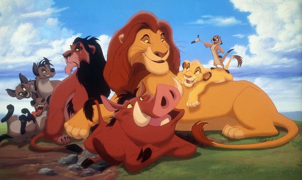 The Remake Lion King Cast