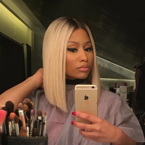 Nicki Minaj With Blond Hair | 2015