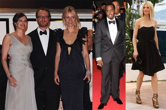 Gwyneth Paltrow at the Premiere of Two Lovers at the 2008 Cannes Film Festival