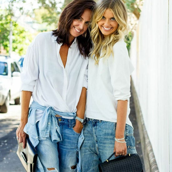 Denim Style File: Tash and Elle from They All Hate Us