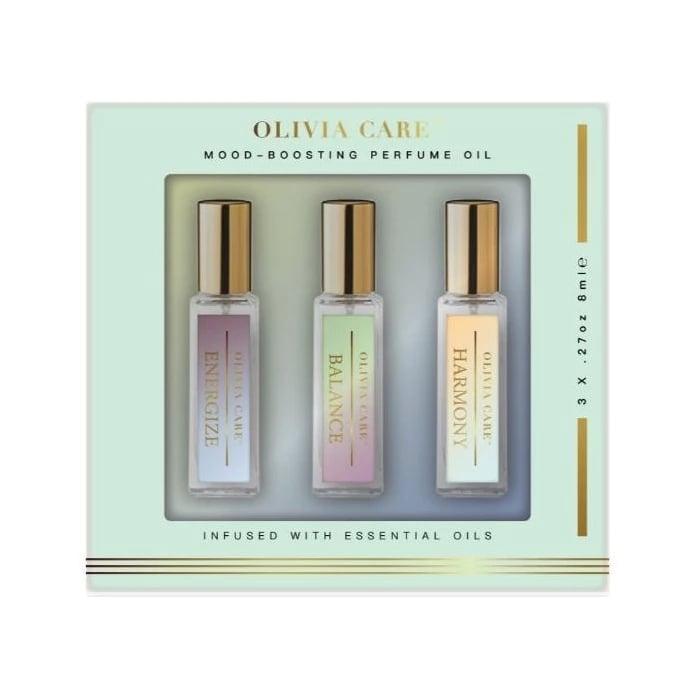 Olivia Care Mood Boosting Fragrance Oil Gift Set