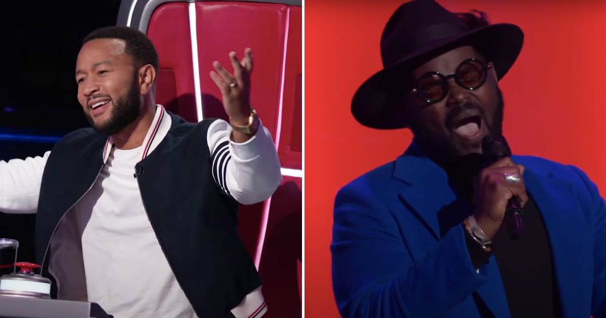 This Voice Singer Was So Good, John Legend Turned His Chair on the Very First Note