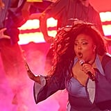Photos from Lizzo's MTV Movie and TV Awards performance: