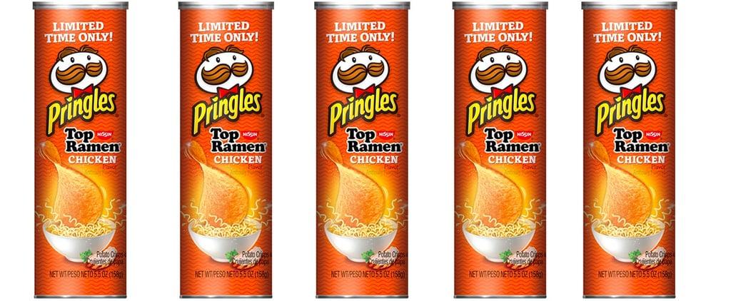 Top Ramen Pringles