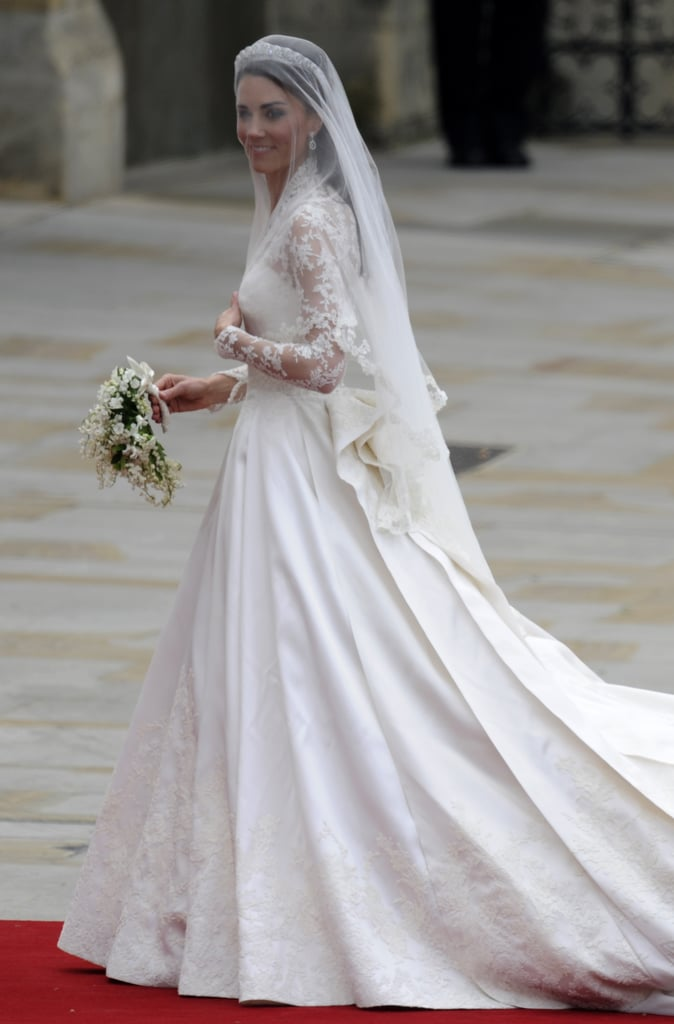 Kate Middleton Wedding Dress Pictures
