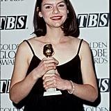 Claire Danes' Long Bob, 1995