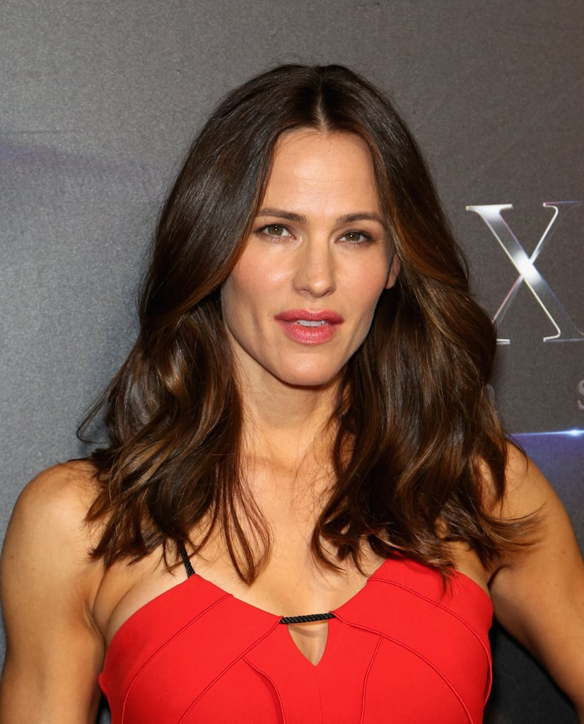 "OK, we'll take whatever Jennifer Garner is having, because she has been looking exceptionally gorgeous lately. On Thursday, the 46-year-old mother of three looked red hot when she attended CinemaCon in Las Vegas. Clad in a strappy dress, Jennifer showed off her fit physique as she promoted her new film, Peppermint. Jennifer has been hitting the gym hard, and it's clearly paid off. ""It actually felt really good,"" Jennifer told Us Weekly. ""I was in pretty good shape going into it. Everyone gets very invested and are you going to actually look the way we want you to look. I don't know if I did, but I just always followed what felt right to me."" Well, Jennifer, you look amazing! Peppermint hits theaters on Sept. 7.      Related:                                                                                                           Jennifer Garner Looking Like a Glowing Ball of Gorgeousness at the Oscars: A History"