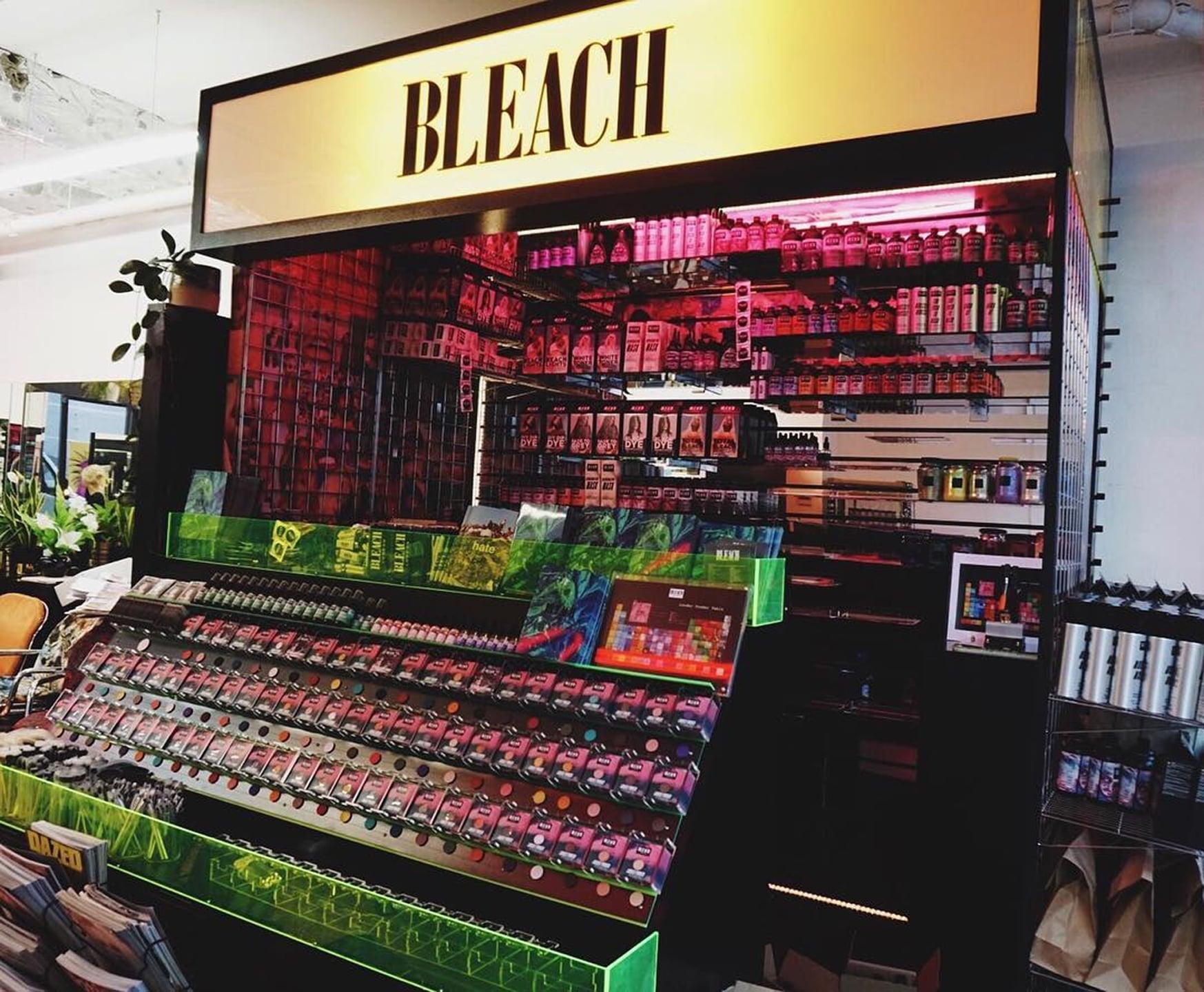 Bleach London Makeup Launch Popsugar Beauty Uk
