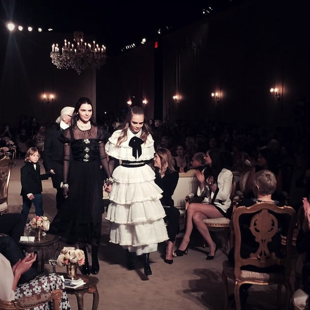 Chanel Salzberg and New York Fashion Shows